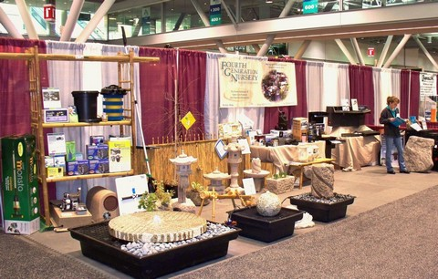 fourth generation nursery tradeshows wholesale only
